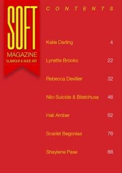 Soft Magazine – March 2020 – Hali Amber