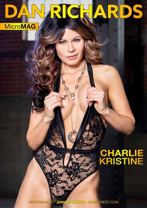 Dan Richards Micromag – Charlie Kristine – Issue 2