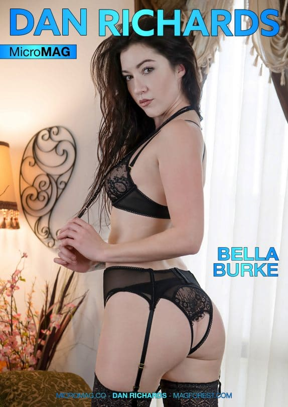 Dan Richards Micromag – Bella Burke – Issue 2