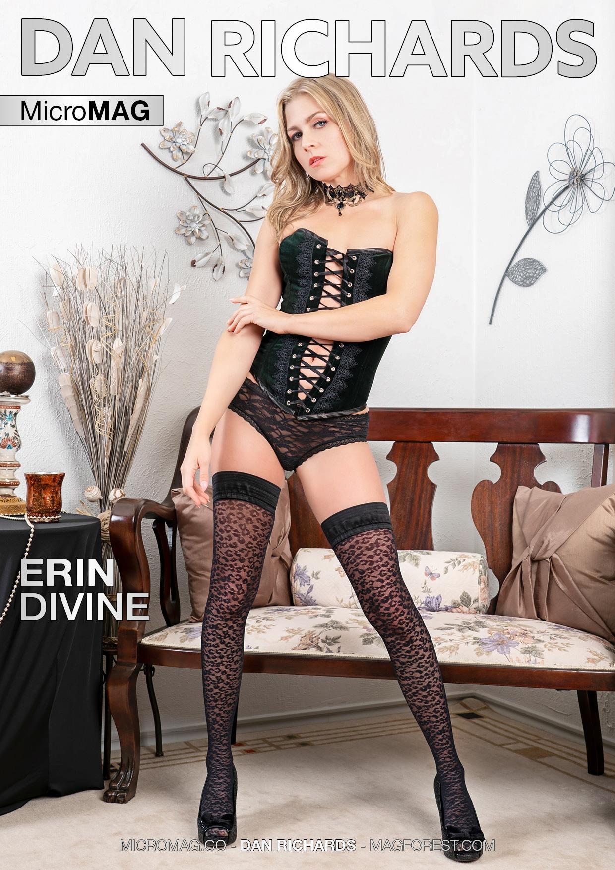 Dan Richards Micromag – Erin Divine