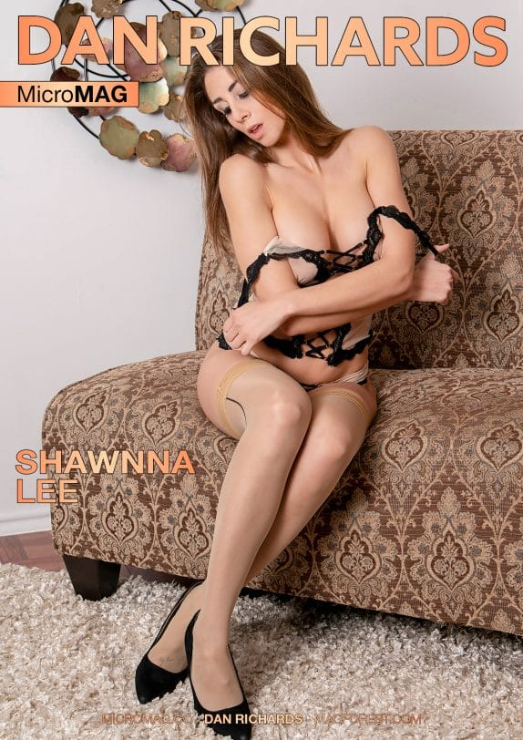 Dan Richards Micromag – Shawnna Lee