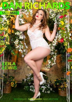 Dan Richards Micromag – Leila Lewis – Issue 3