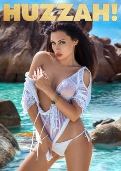 Huzzah! Magazine – March 2020 – Anna Grigorenko