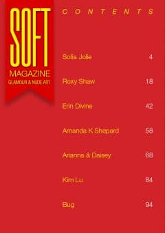 Soft Magazine – April 2020 – Arianna & Daisey
