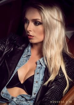 Goddess Magazine – March 2020 – Misty Lovelace