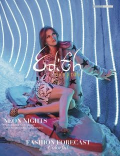 Edith Magazine – March 2020 – Fashion Forecast – Issue 93