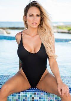 Swimsuit USA MicroMAG – Lauren Ewashko – Issue 1