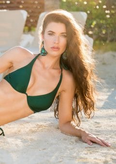 Swimsuit USA MicroMAG – Coral Patrick – Issue 3