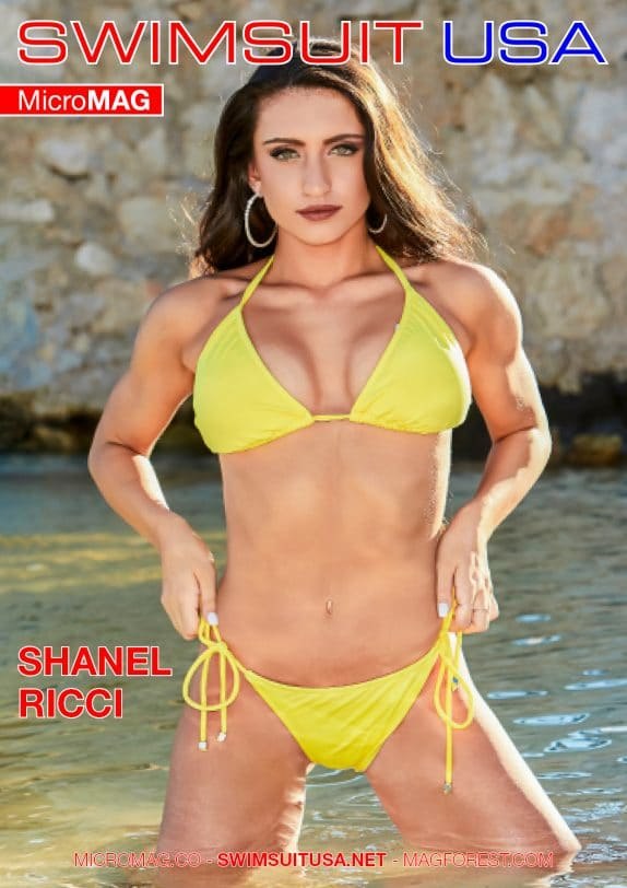 Swimsuit Usa Micromag – Shanel Ricci