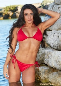 Swimsuit USA MicroMAG – Shanel Ricci – Issue 2