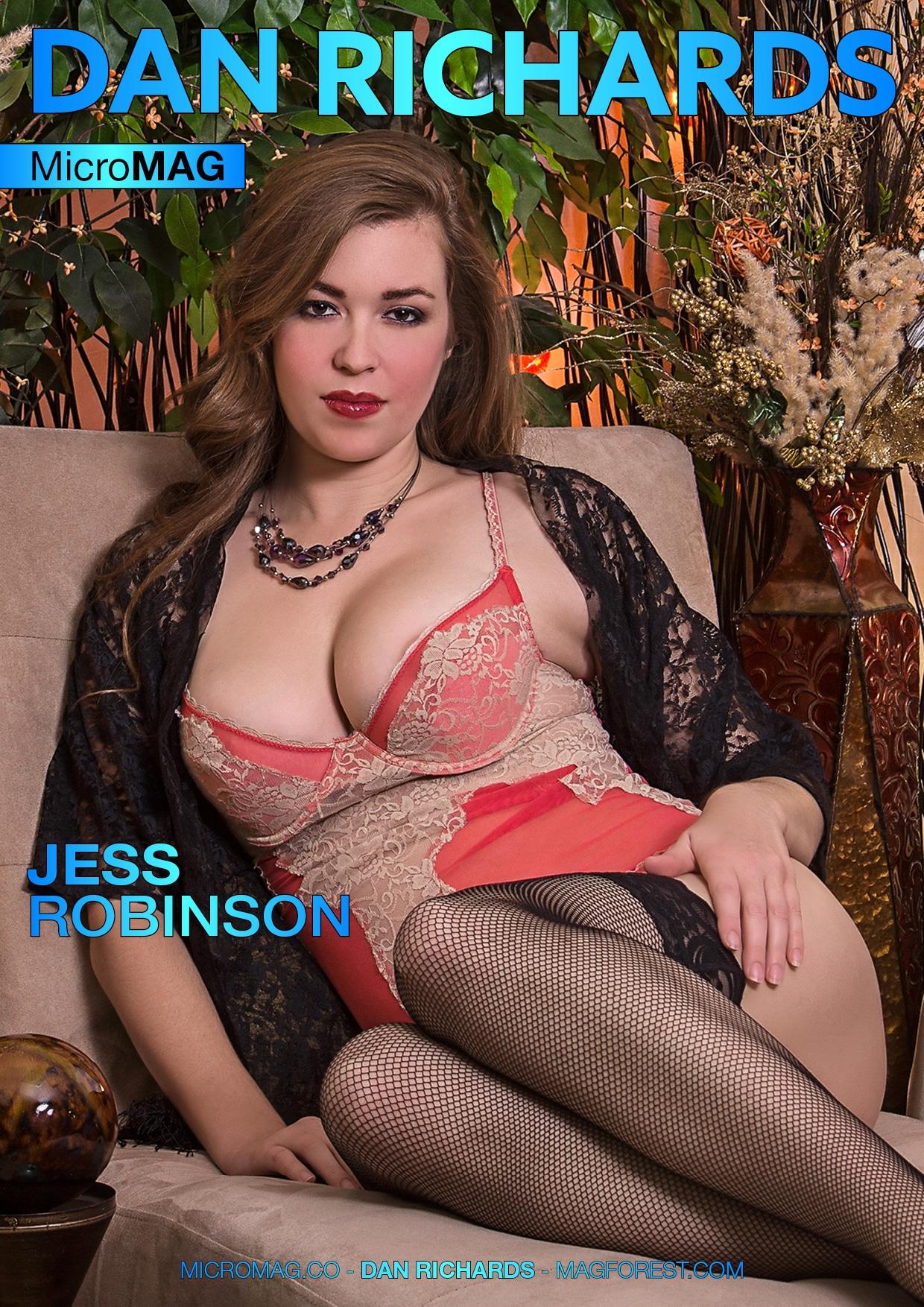 Dan Richards Micromag – Jess Robinson – Issue 1