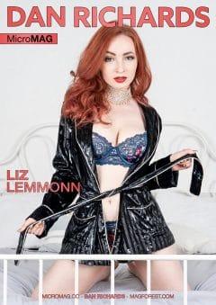 Dan Richards Micromag – Liz Lemmonn – Issue 3