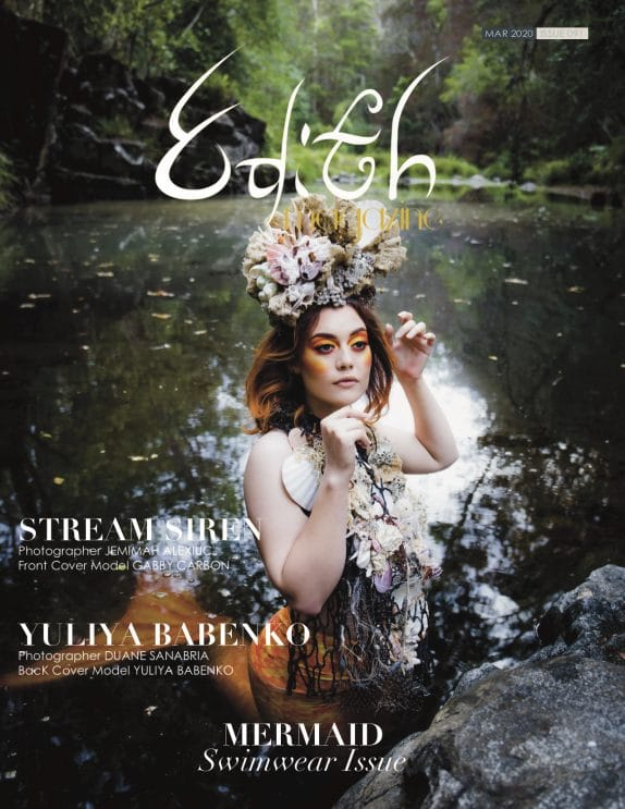 Edith Magazine – March 2020 – Mermaids – Issue 91