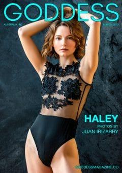 Goddess Magazine – March 2020 – Haley