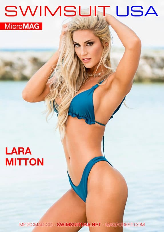 Swimsuit Usa Micromag – Lara Mitton – Issue 1