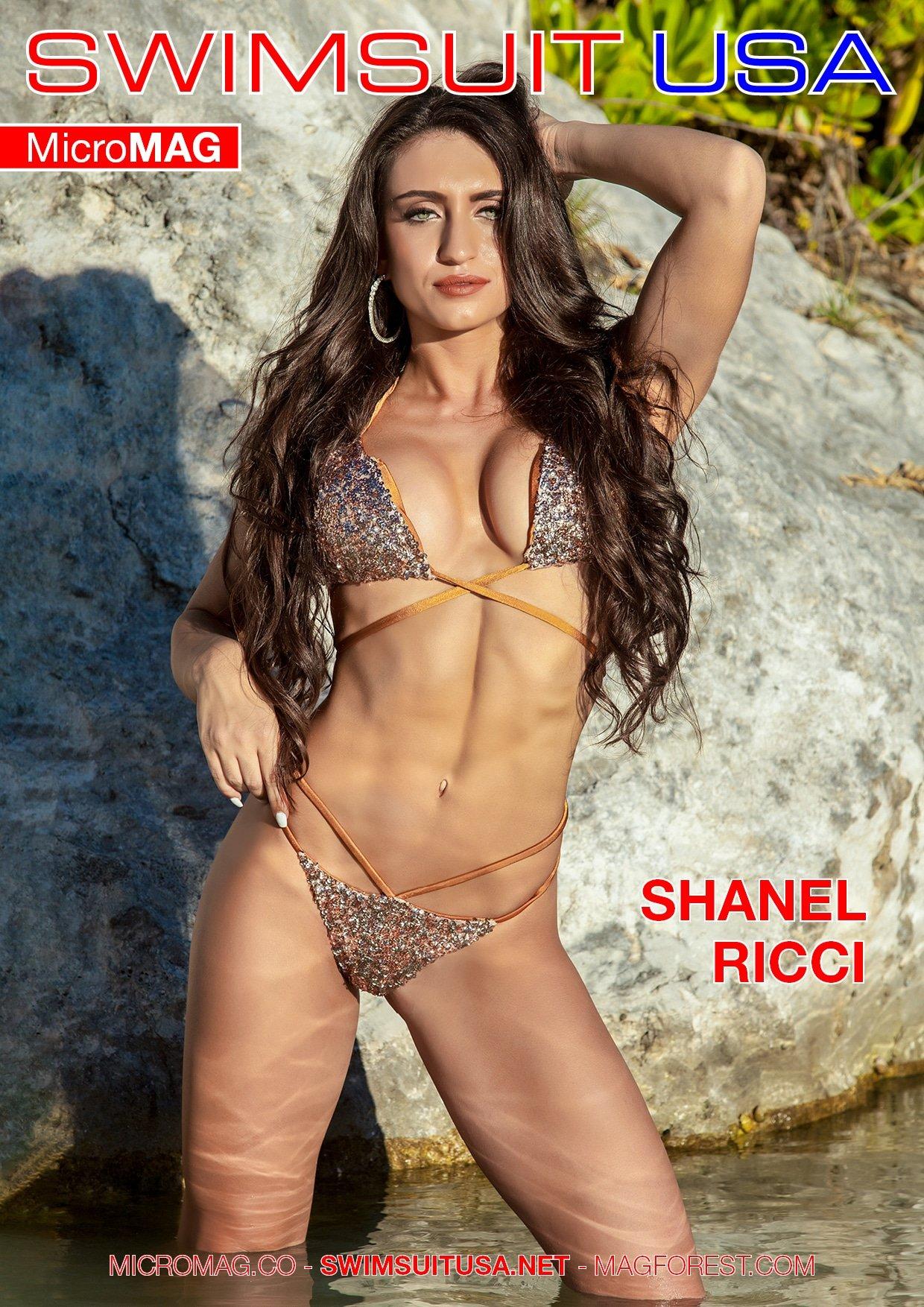 Swimsuit Usa Micromag – Shanel Ricci