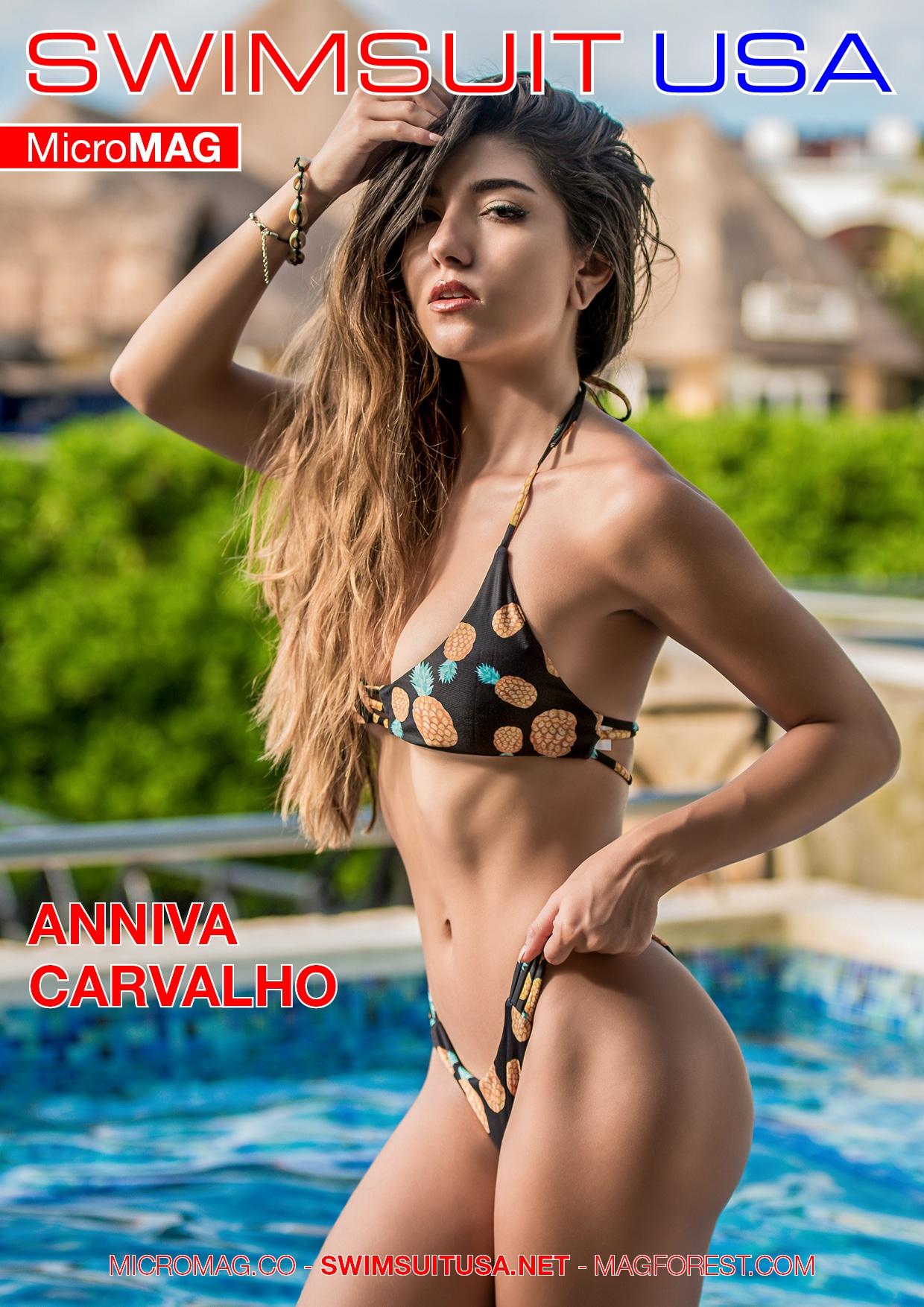 Swimsuit Usa Micromag – Anniva Carvalho
