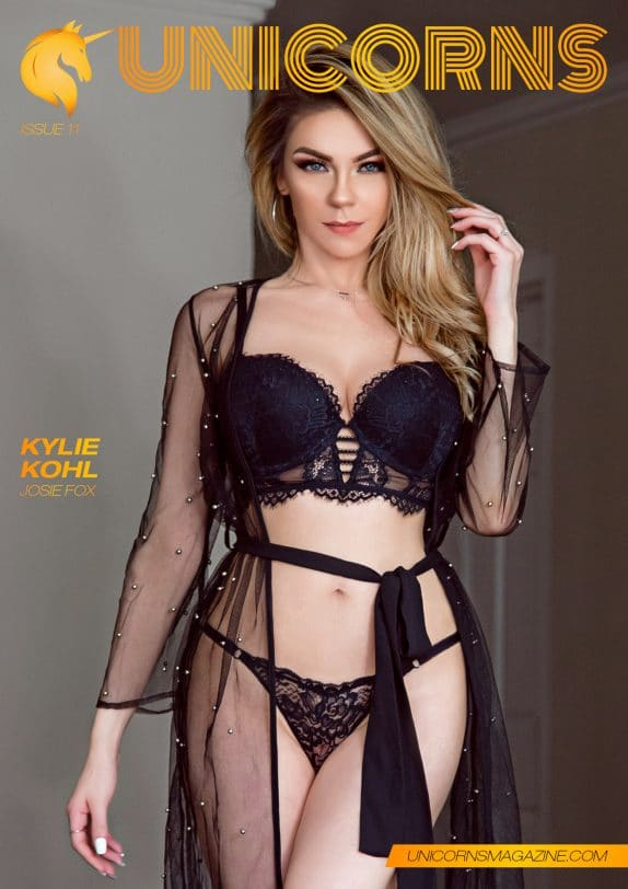 Unicorns Magazine – March 2020 – Kylie Kohl