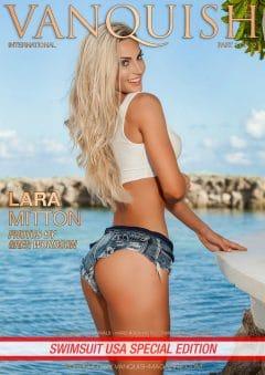 Vanquish Magazine – Swimsuit Usa 2018 – Part 1 – Lara Mitton
