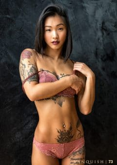 Vanquish Tattoo – April 2020 – Sylvia Gold