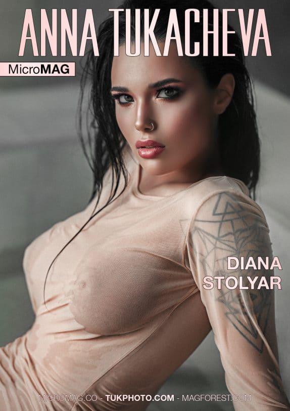 Anna Tukacheva MicroMAG - Diana Stolyar