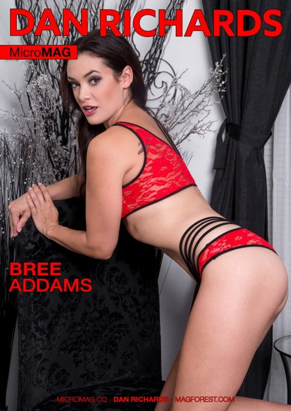 Dan Richards MicroMAG - Bree Addams - Issue 2
