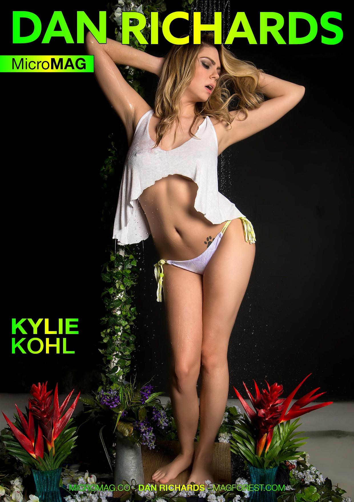 Dan Richards Micromag – Kylie Kohl – Issue 3