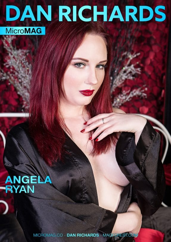 Dan Richards Micromag – Angela Ryan