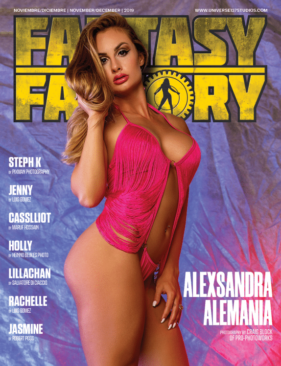 Fantasy Factory Magazine November – December 2019