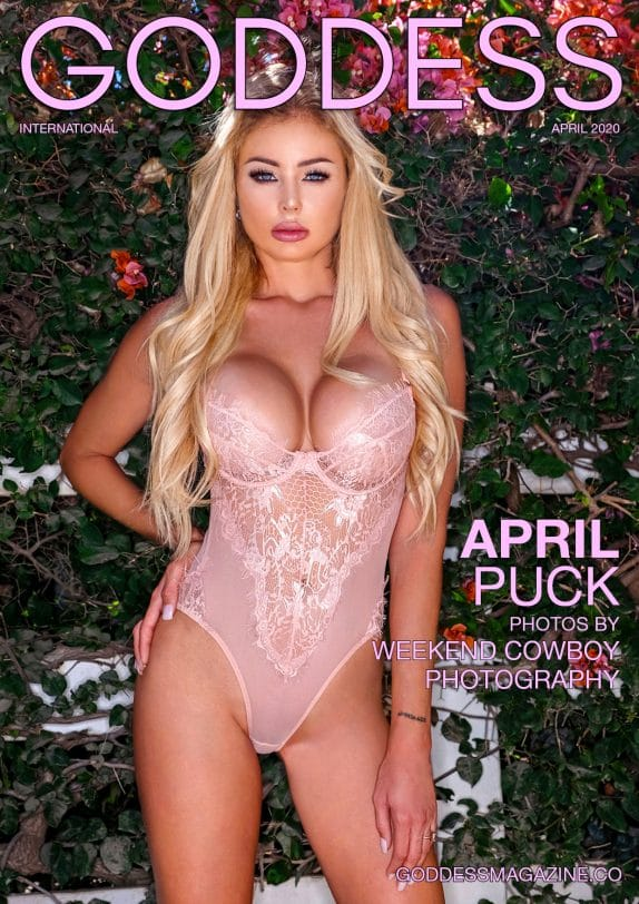 Goddess Magazine – April 2020 – April Puck