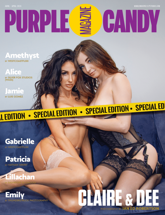 Purple Candy Special Edition April 2020