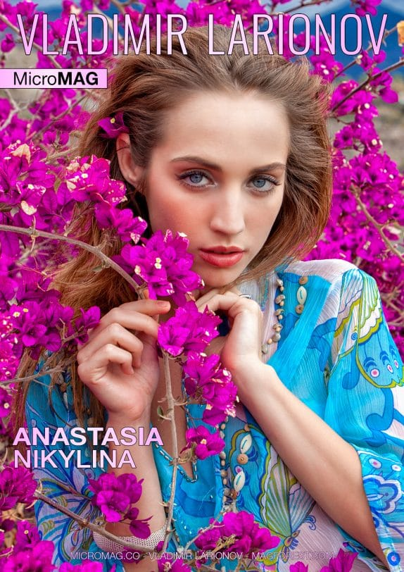 Vladimir Larionov Micromag – Anastasia Nikylina