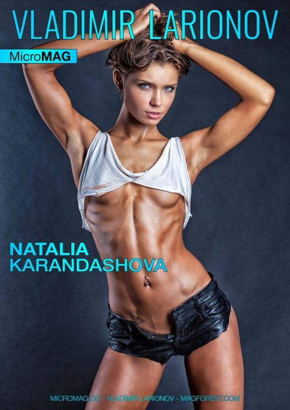 Vladimir Larionov MicroMAG - Natalia Karandashova