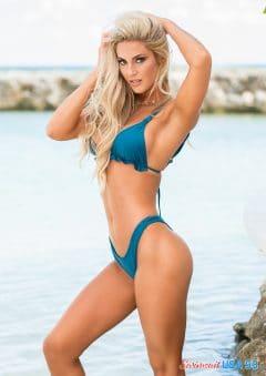 Swimsuit USA Magazine – Issue 31 – Lara Mitton