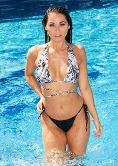 Vanquish Magazine – Swimsuit USA 2018 – Part 12 – Demi Brady