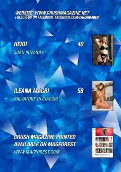 Crush Melons – May 2020 – Heidi