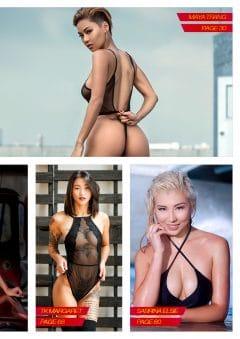 Dragon Magazine – May 2020 – Maya Trang