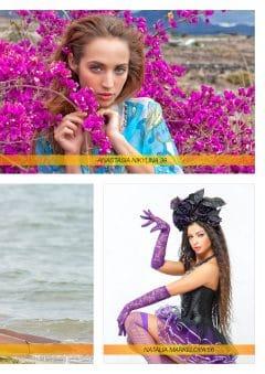 HUZZAH! Magazine – May 2020 – Natalia Markelova