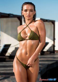 Swimsuit USA Magazine – Issue 20 – Alliyah Becerra