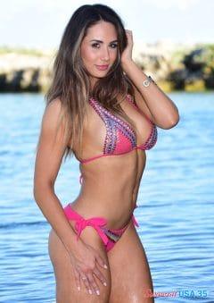 Swimsuit USA Magazine – Issue 24 – Emily Daffas