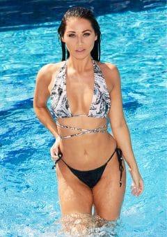 Swimsuit USA Magazine – Issue 25 – Demi Brady