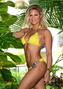 Swimsuit USA Magazine – Issue 28 – Krystal Dawson