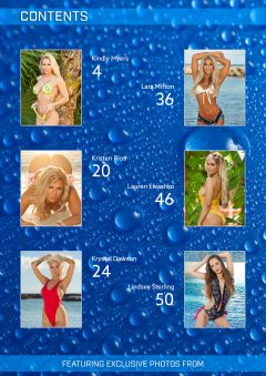 Swimsuit USA Magazine – Issue 29 – Lara Mitton