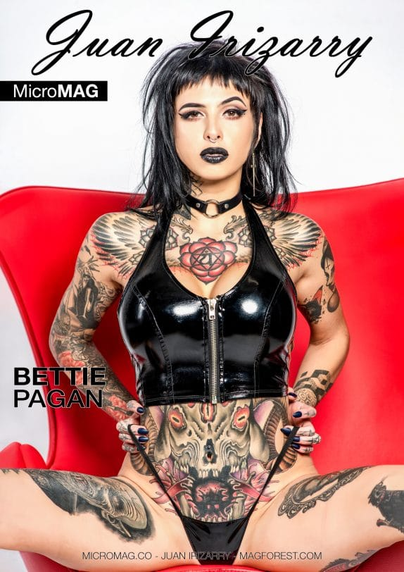 Juan Irizarry MicroMAG - Bettie Pagan