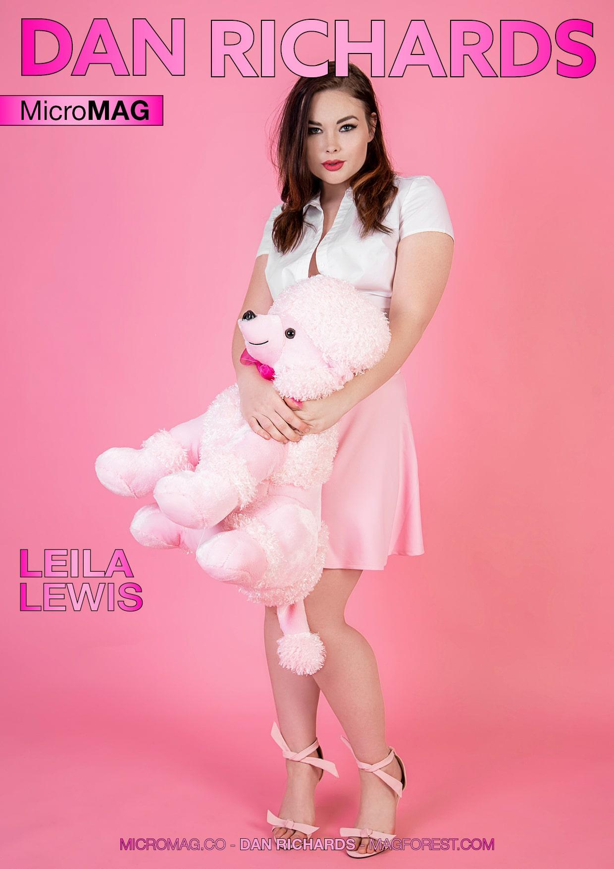 Dan Richards MicroMAG - Leila Lewis - Issue 8