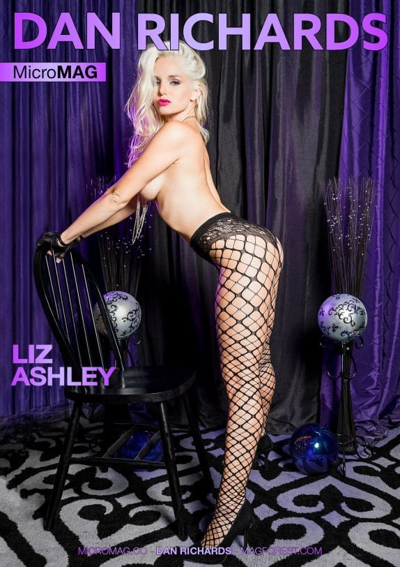 Dan Richards MicroMAG - Liz Ashley - Issue 16