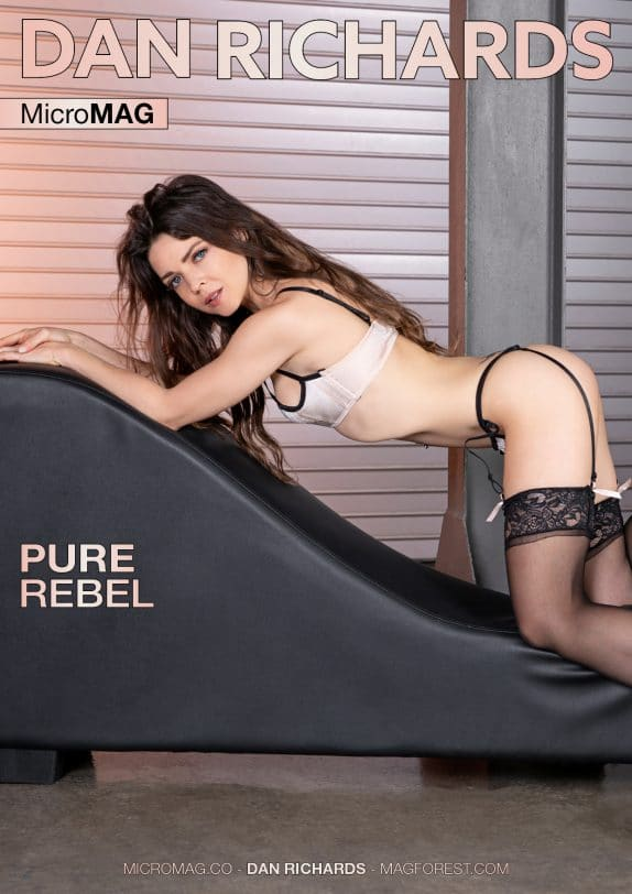 Dan Richards MicroMAG - Pure Rebel - Issue 4