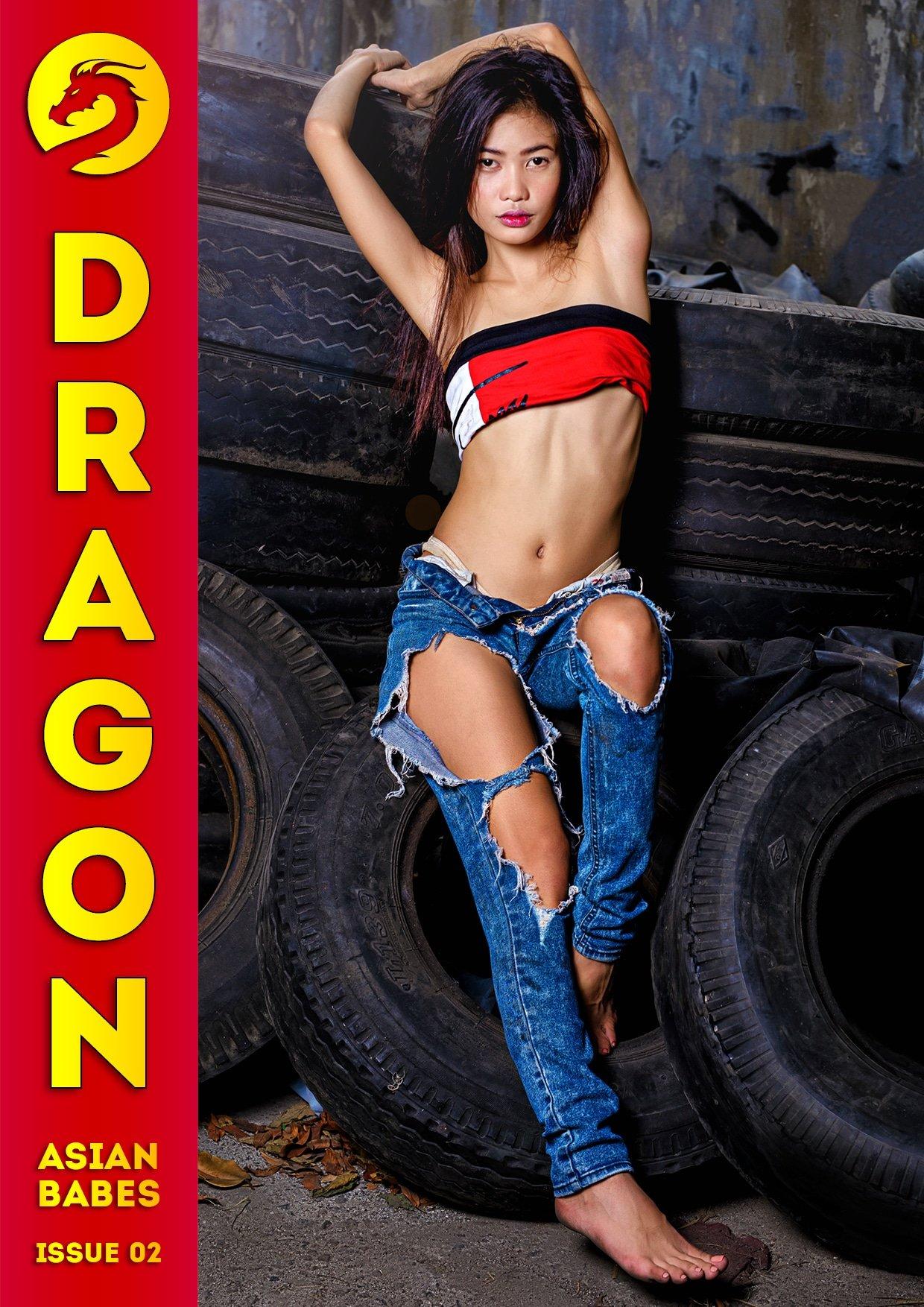Dragon Magazine - May 2020 - Fujiko Resha