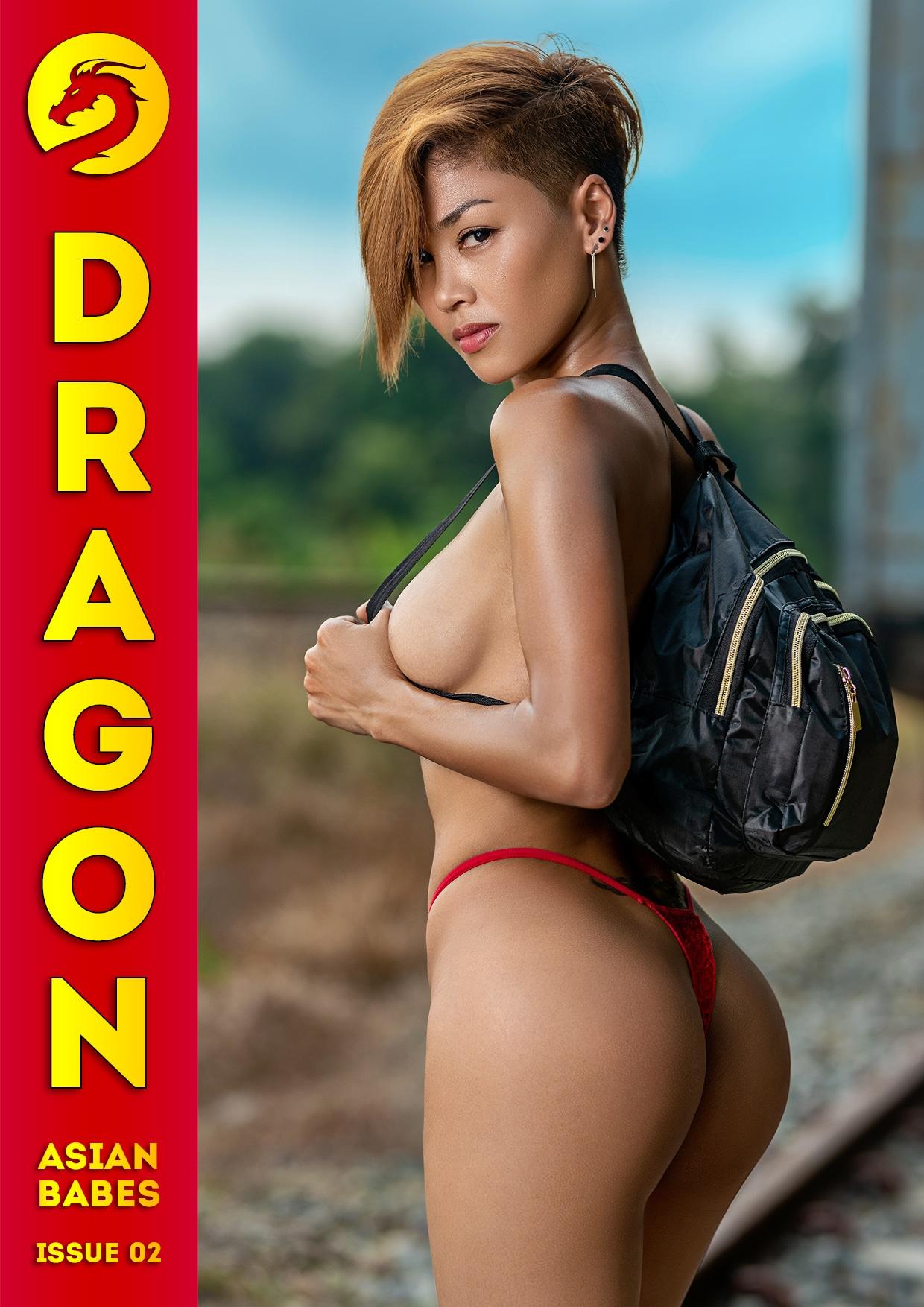 Dragon Magazine - May 2020 - Maya Trang