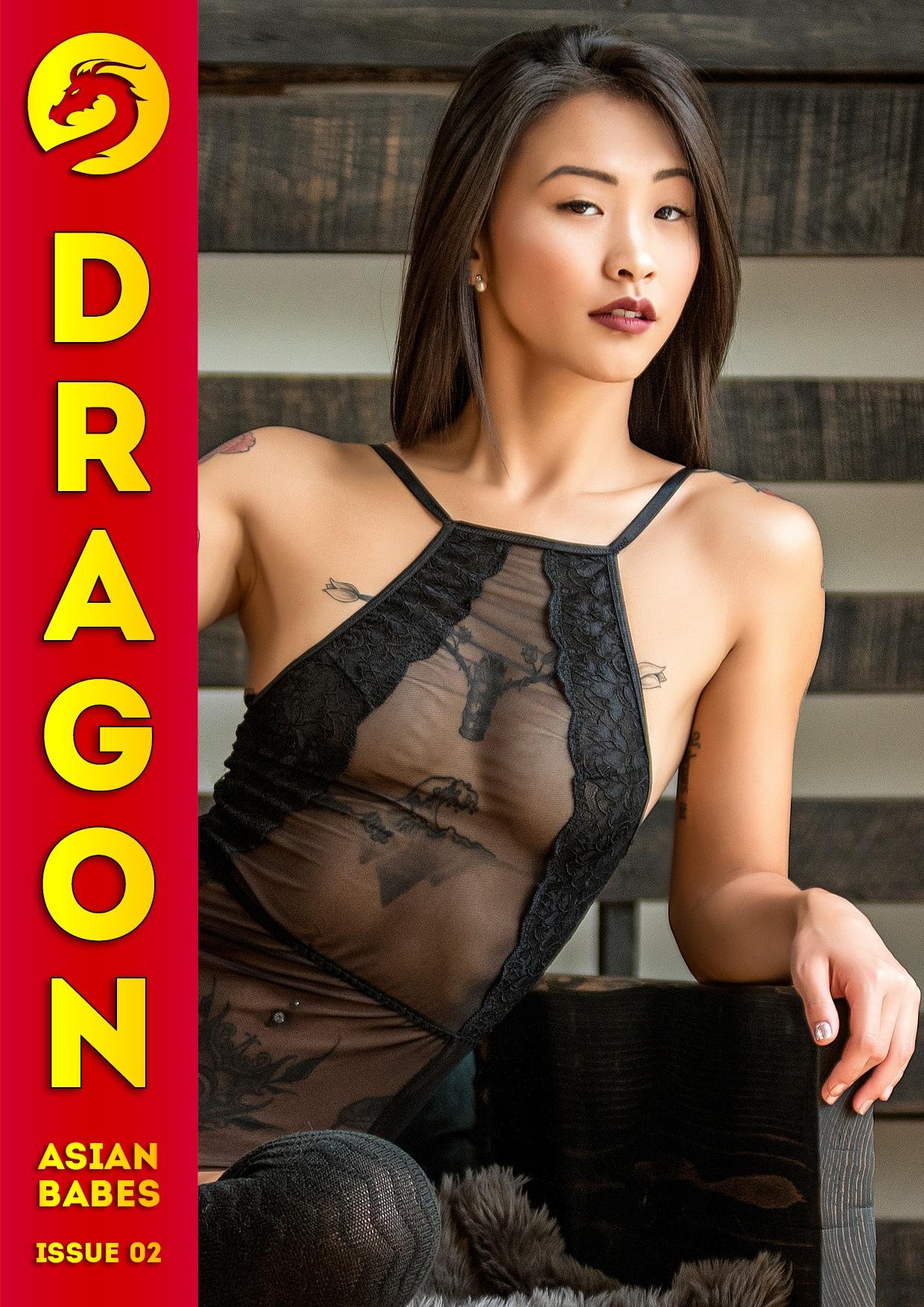 Dragon Magazine - May 2020 - TK Margaret